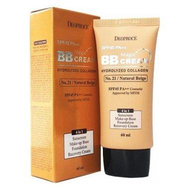 Deoproce Magic BB Cream SPF50+/PA+++ — ББ крем 60мл