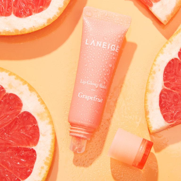 Бальзам для губ Laneige Lip Glowy Balm Grapefruit