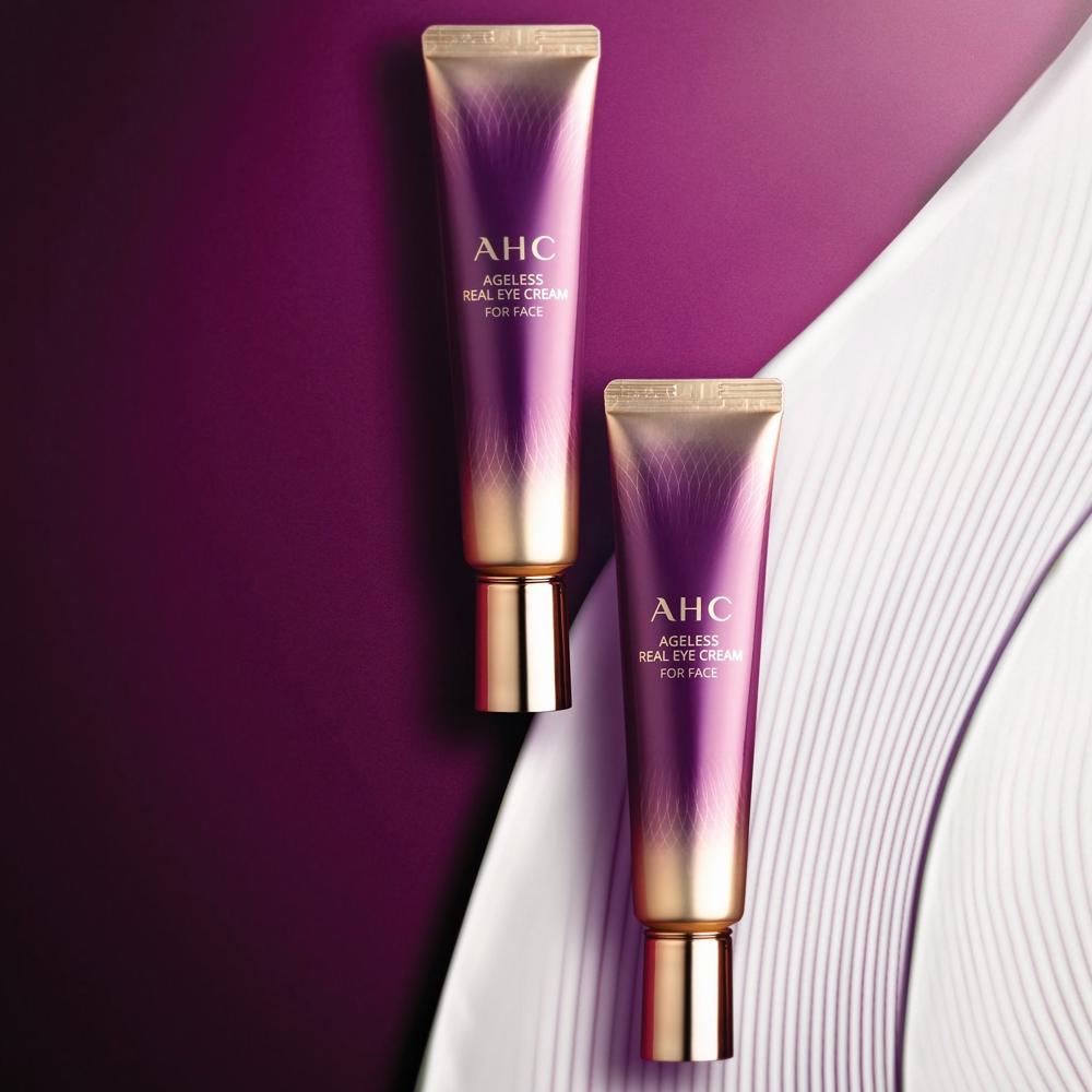 AHC Ageless Real Eye Cream For Face 12ml Премиальный крем для глаз и для лица