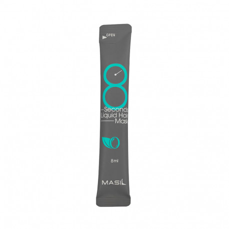 MASIL 8 SECONDS SALON LIQUID HAIR MASK 8ML Освежающая маска для придания объема волос