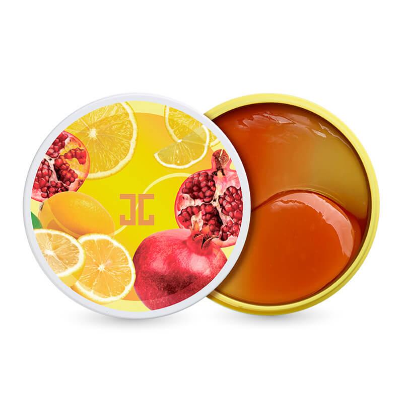 Осветляющие патчи от тёмных кругов Jayjun Cosmetics Pom Lemon Duo Eye Gel Patch
