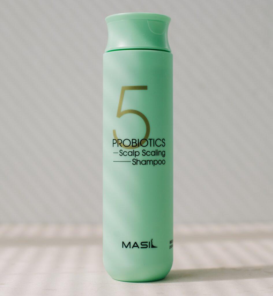 MASIL 5 Probiotics Scalp Scaling Shampoo Шампунь для глубокого очищения кожи головы
