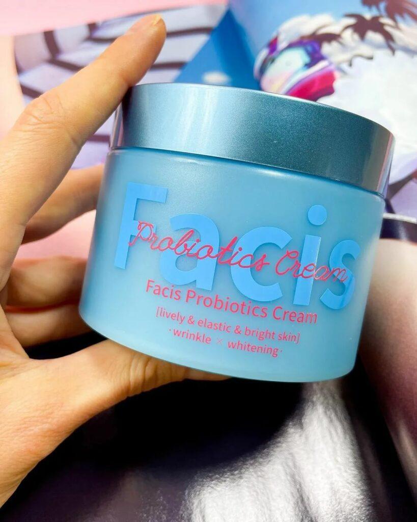 Крем для лица с пробиотиками Jigott Facis Probiotics Cream 100 ml